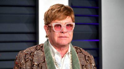 """""""PËR KËTË PROJEKT KAM PUNUAR GJITHË JETËS""""/ Elton John publikon datat e koncerteve të turneut të fundit"""