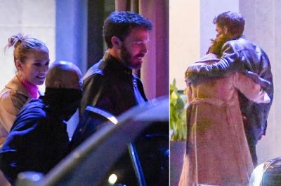NUK KA MË DYSHIME/ Këto FOTO tregojnë qartë ribashkimin e Jennifer Lopez me Ben Affleck