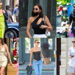 NGA FUSTANET E DERI TEK ÇIZMAT/ Mësoni si ta bëni çdo veshje po aq tërheqëse sa Irina Shayk