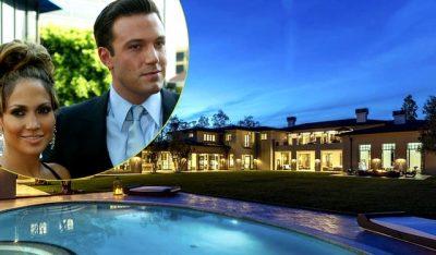 RIBASHKIMI/ JLO dhe Ben do jetojnë bashkë dhe i vënë syrin vilës LUKSOZE 64.95 milionë dollarë