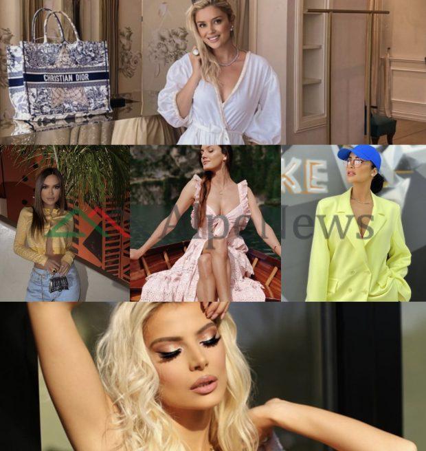 VERA 2021/ Këto janë ngjyrat e preferuara të vajzave VIP dhe ja ku e vërtetuan