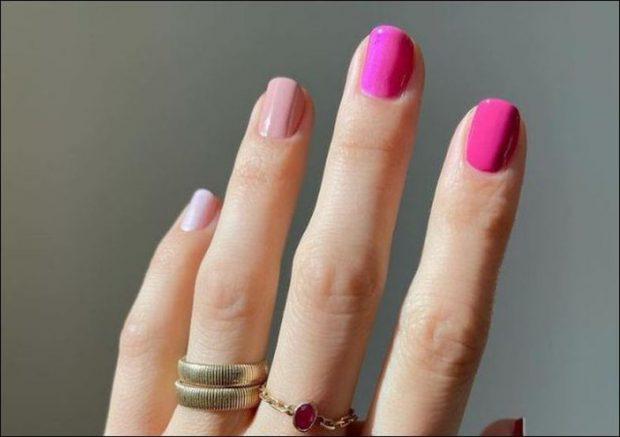 """NGA """"BABY PINK TE MAGNETA""""/ 10 ide për thonjtë nëse këtë herë do zgjidhni rozën"""