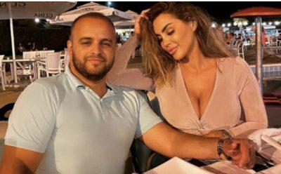 FJOLLA MORINA DEL NGA BURGU? Bashkëshorti i nxjerr foton ku shihet duke…(FOTOT)
