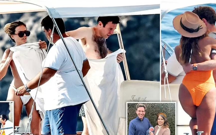 """DALIN PAMJET/ Bashkëshorti i Princeshës kapet """"MAT"""" në jaht me tre gra """"topless"""" dhe…"""