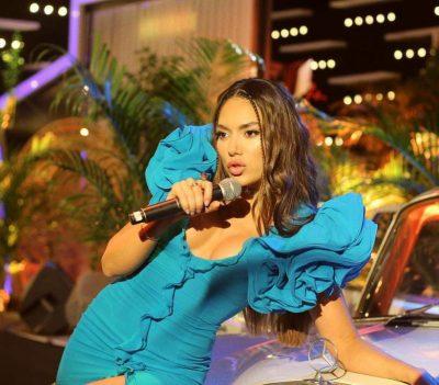 RRËFEHET ELVANA GJATA/ Nga hatërmbetjet me Alketën, tek vendi i dytë në Festivalin e RTSH-së dhe kënga e saj e preferuar
