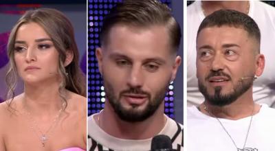"""""""TOLA DO E RRIHTE REDIN NË SHTRAT""""/ Batuta e konkurrentit të """"Për'puthen"""" ndez studion (VIDEO)"""