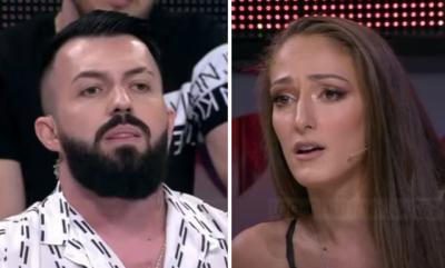 """""""DO ÇJERR MASKËN""""/ Albi akuza të forta ndaj Ritvanës: Ti je e…"""