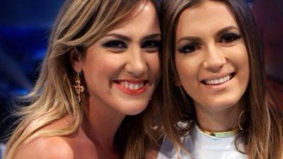 """""""KËMBËT E GJATA…""""/ Arbana dhe Lori na prezantojnë me konkurrenten e parë të Big Brother VIP"""