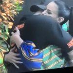 E PAPRITUR/ Bora Zemani takohet me Donaldin, emocione tek të dy (FOTOT)