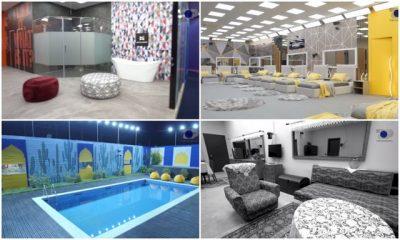 TË GJITHË NË NJË DHOMË/ Dalin PAMJET e para brenda shtëpisë luksoze të Big Brother VIP