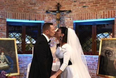 DALIN PAMJET/ Ja çfarë nuk pamë nga dasma e Markut dhe Rudinës